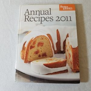 Annual Recipes 2011, Better Homes & Gardens